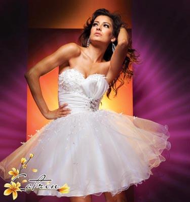 эскизы вечерных платья